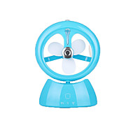 Mini USB Water Mist Fan for Offices and Homes