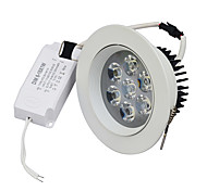 Jiawen 7W cool white / warm white Dimmable LED Ceiling Light - White (AC 85~265V)
