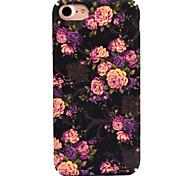 Для apple iphone 7 7 плюс 6s 6 плюс чехол для крышки цветной узор для декольте для ухода за кожей touch pc material phone case