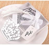 White Crown Metal Bookmark