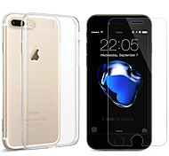 ESR For Apple iPhone 7 Plus Screen Protector Tempered Glass 3D Anti Front Screen Protector with 1Pcs Phone Case