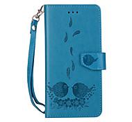 Pour iphone 7 plus 7 étui pour téléphone étui rigide en aluminium gravé combo démontable en cuir matériel en cuir étui pour téléphone 6s