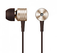 Xiaomi piston classic earphone intra-auricular se premiado design compatível com Apple Android