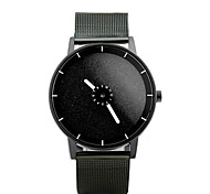 Women's Fashion Watch Quartz Automatic self-winding Water Resistant / Water Proof Alloy Leather Band Black