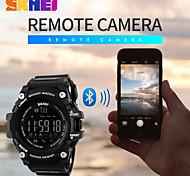 SKMEI Fashion Sport Smart Watch Fashion Outdoor Digital Watches Fitness Tracker Bluetooth ios 4.0 Android Big Dial Wristwatch