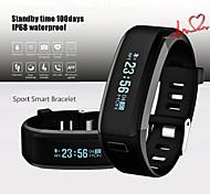 Women's Men's Smartband Smart Wristbands Sport Band Intelligent Bracelet Calls Reminder Heart Rate Monitor IP68 Waterproof