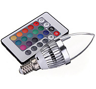 3W Bombillas LED Inteligentes 1 LED Integrado 150 lm RGB V 1 pieza