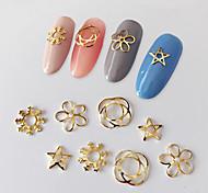 Decorazioni a gioielli per unghie