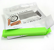 New Style Plastic Pet Food Bag Sealing Clip Practical Cat Dog Food Seal Strip