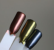 1PC 2g Pack The Mirror The Mermaid Powder Rose Gold Golden Gray
