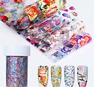 1 Стикер искусства ногтя Other макияж Косметические Ногтевой дизайн