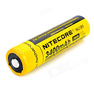 1PCS NITECORE NL1834 3400mAh 3.7V 12.6Wh 18650 Li-ion Rechargeable Battery
