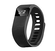 Смарт-браслет Израсходовано калорий Педометры Спорт Информация Датчик для отслеживания сна будильник Bluetooth 4.0 Нет Слот для сим-карты