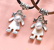 Жен. Ожерелья с подвесками Сплав Уникальный дизайн Бижутерия Назначение Для вечеринок Повседневные