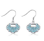 Women's Earrings Set Jewelry Euramerican Fashion Personalized Rhinestones Alloy Jewelry Jewelry For Wedding Party Anniversary 1 Pair