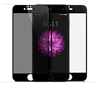 MOCOLL® for IPhone 7 Plus 3D Surface Anti Peeping Full Screen Full Coverage Explosion-Proof Anti Fall Wearable Scratch Anti Fingerprint High-Definitio