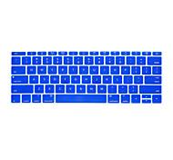 Для macbook 12-дюймовая клавиатура для защиты крышки us english arabic russian colorful различные цвета