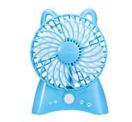 YAGE 5317 Ventilation Fan Light and Convenient Multiple Charging Modes Wind Speed Regulation USB Universal Standard Handheld Design 18650 Battery 1Pcs