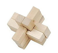 Rubik's Cube Smooth Speed Cube Magic Cube Educational Toy Wood