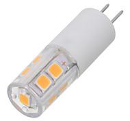 3W Двухштырьковые LED лампы T 13 SMD 2835 200-300 lm Тёплый белый Холодный белый V