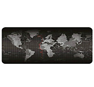 Большой коврик для мыши на карте мира (30x80x0.2cm)