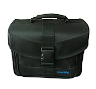 i-110 L Black Universal Camera Bag for All DSLR DV Cameras Nikon Canon Sony Olympus... - Black