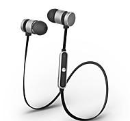 Cwxuan® магнитная адсорбция bluetooth беспроводной спортивный металлический наушник-вкладыш с микрофоном / регулятором громкости
