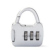0000 цинковый сплав замок навесной замок 3-значный пароль противоугонная мини-багажная сумка багаж канцелярские блокировка таможенная
