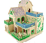 Jigsaw Puzzles 3D Puzzles Building Blocks DIY Toys Architecture