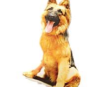 Мягкие игрушки Игрушки Собаки Овечья шерсть 3D Животные моделирование Универсальные Куски