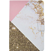 Чехол для ipad pro 10.5 pro 9.7 stitchin marble pattern pu кожаный материал плоский защитный чехол для ipad 2017 ipad air2 air ipad 2 3 4