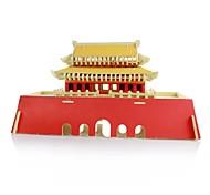 Пазлы Строительные блоки Игрушки своими руками Китайская архитектура