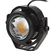 1pcs 1000lm 10w автомобиль drl eagle глаз свет водить противотуманные фары дневной свет фонаря заднего света фонаря ip67 водонепроницаемый