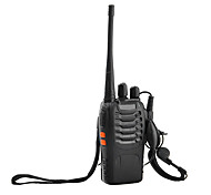 Retevis H-777 Walkie Talkie UHF 400-470MHz 3W 16CH CTCSS/DCS 2 Way Radio with Original Earpiece