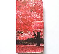 Чехол для apple iphone 6s плюс 6 плюс чехол чехол для карточного кошелька с подставкой флип-паттерн полный корпус чехол дерево твердая