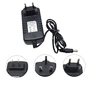 HKV® DC 12V to AC 110-240V 3A UK Plug US Plug EU Plug Power Supply LightIng Transformer Converter Switch Charger Adapter For LED Strip
