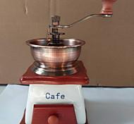 Máquina de café com molas de fundo nivelado cerâmico