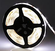 15W Гибкие светодиодные ленты 1200 lm DC12 V 5 м 300 светодиоды Теплый белый белый красный желтый синий зеленый