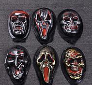 Украшение принадлежности череп Хэллоуин маска стиль случайная атмосфера