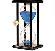 Игрушки Для мальчиков Развивающие игрушки Песочные часы Игрушки Прямоугольный «Песочные часы» Дерево Стекло