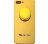 Случай для яблока iphone 7 7 плюс крышка случая squishy картина торта утолщение tpu материал imd корабль телефон случай для iphone 6 6s 6