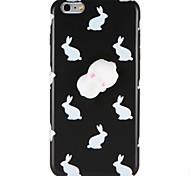 Случай для яблока iphone 7 плюс iphone 7 крышка diy squishy задняя крышка случая 3D мультфильм мягкий tpu для iphone 6s плюс iphone 6 плюс
