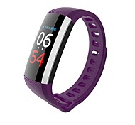 yy мужская женщина g19 умный браслет / кровяное давление / пульс / упражнение / водонепроницаемый для ios android