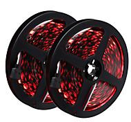 72W Гибкие светодиодные ленты 6950-7150 lm DC12 V 10 м 300 светодиоды RGB