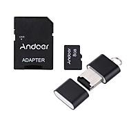 andoer 8gb класс 10 карта памяти tf карта адаптер кард-ридер usb флешка для камеры камера камеры сотовый телефон стол ПК gps