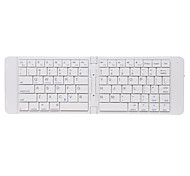 Bluetooth Управление клавиатурой Тонкий Складной Резиновая клавиатура Для Windows 2000/XP/Vista/7/Mac OS Андроид OS iOS iPad 1 iPad 2