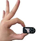 Mini Camcorder Высокое разрешение Портативные Обнаружение движения Большой угол Ночное видение