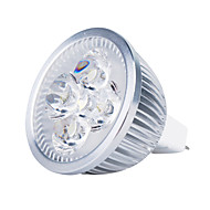 GU5.3 4 W 4 High Power LED 360 LM Warm White MR16 Spot Lights DC 12 V