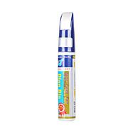 billack penn bil repor lagning-touch-färgklick för nissan qx1-elfenbensvit