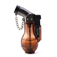 plus léger yx forme de la bouteille, brun